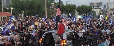 Laura Chinchilla nicaragua protests