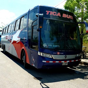 Tica Bus Suspends All Nicaragua Routes Until Further Notice