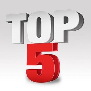 top 5 sponsored posts