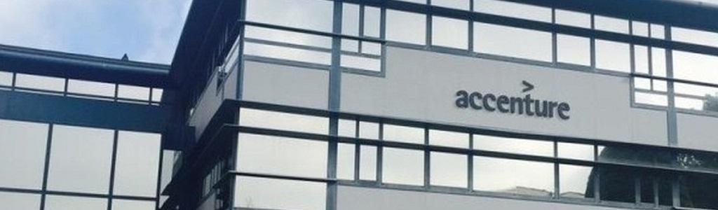 Accenture revenue
