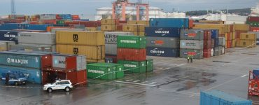 export volume