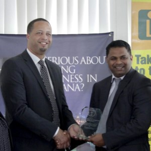 GO-Invest wins award for exemplary service