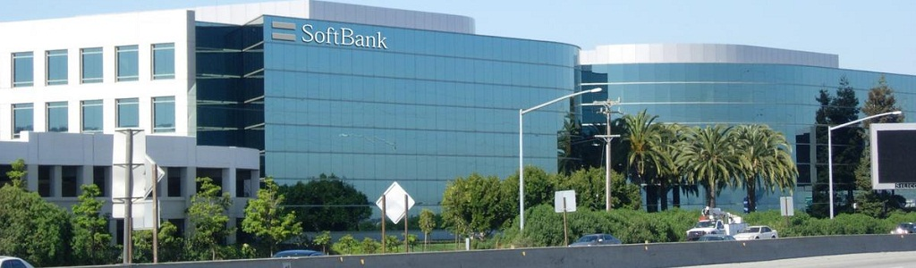 softbank US$1 billion