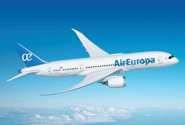 Air Europa Begins Direct Madrid-Medellín Flights