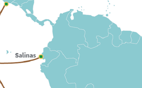 Telefonica submarine cable