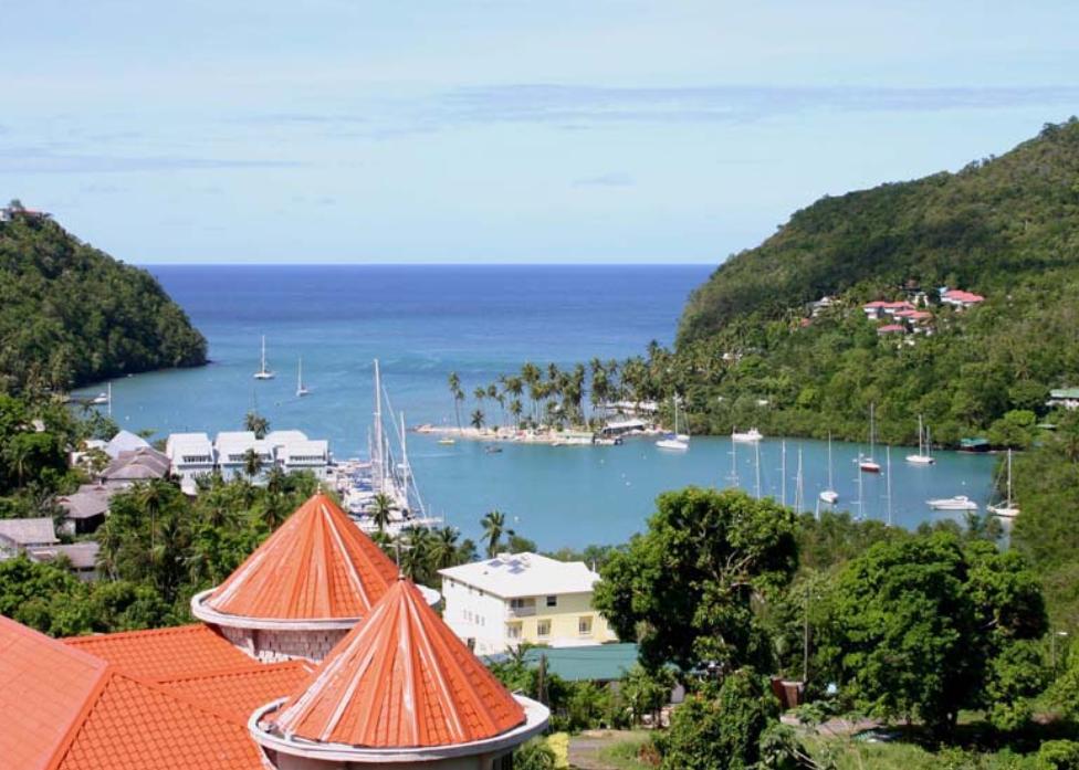 Traveler's Intel: Saint Lucia by Sea