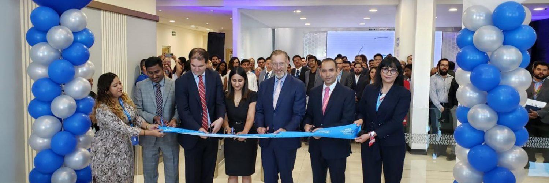 TCS Querétaro inauguration