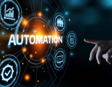 financial services automation
