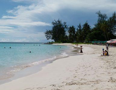 Barbados remote working