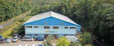 km2 St Lucia