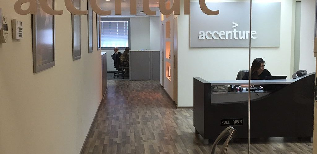 accenture lay off