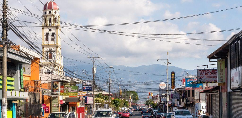 costa Rica visits