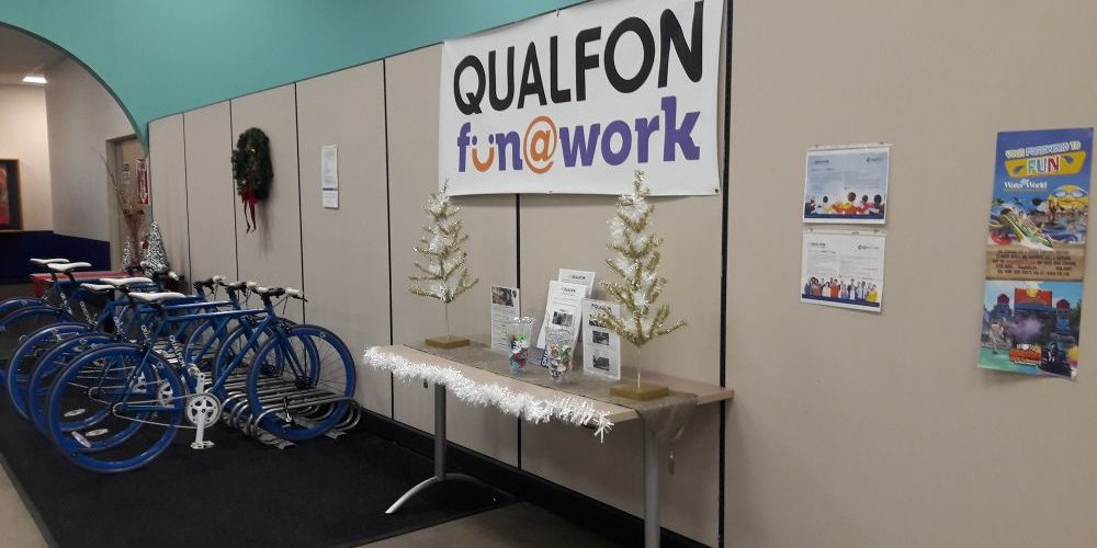 Qualfon MAR Graphics