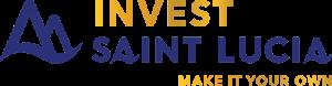Invest Saint Lucia Sponsor logo