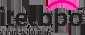 Itelbpo sponsor logo
