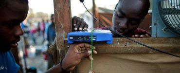 Haiti internet
