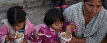 hunger central america