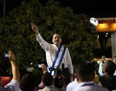 Nicaraguan Ortega