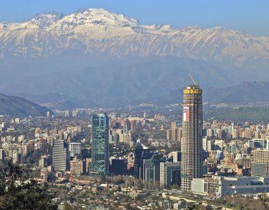 Chile digital divide