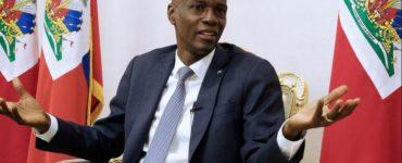 Haiti president Moïse